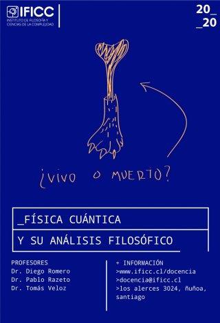 Física Cuántica y su Análisis Filosófico 2020 ON DEMAND