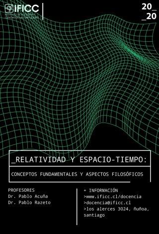 Teoría de la Relatividad y el Espacio-Tiempo: Conceptos Fundamentales y Aspectos Filosóficos 2020 ON DEMAND